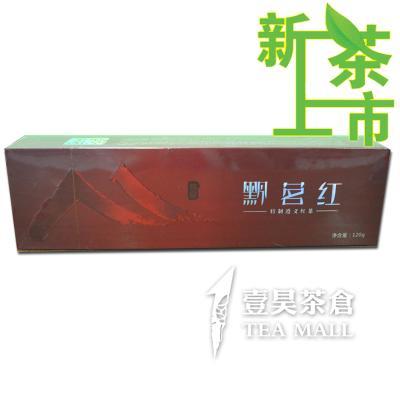黔茗茶业 黔茗红 贵州红茶+120g/盒