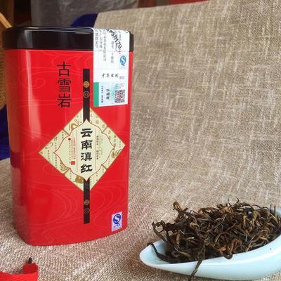 【古雪岩】古树滇红茶 净重300g