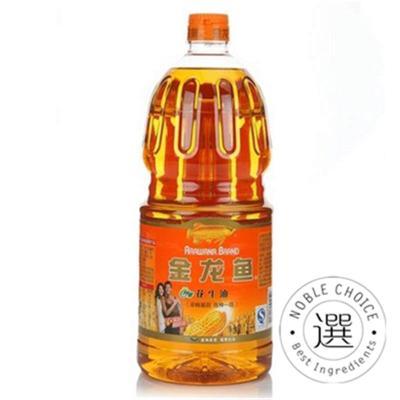 【选选】金龙鱼花生油 1.8L/瓶