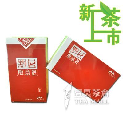 黔茗茶业 黔茗随意泡(红茶) 贵州红茶+128g/盒