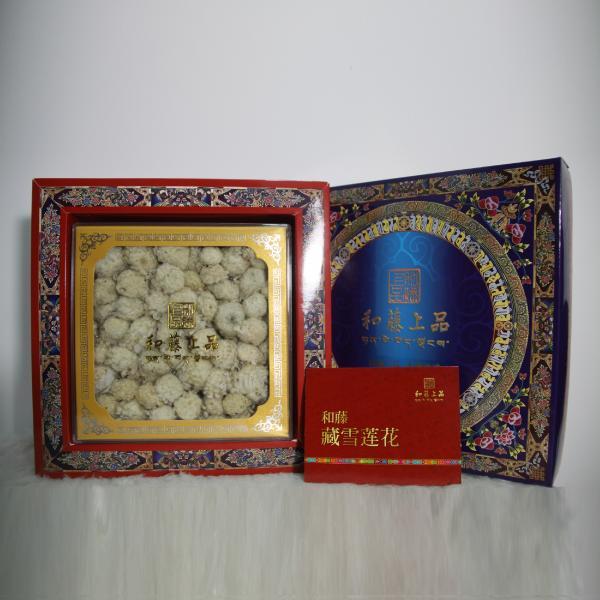 【西藏和藤】藏雪莲花礼盒 100g