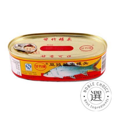 【选选】甘竹牌豆豉鲮鱼罐头 227g/罐