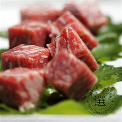 【选选】雪花牛肉粒(约1kg)