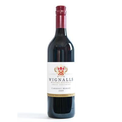 【西澳红酒】2011威格劳赤霞珠梅洛750ml