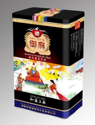 【西藏和藤】藏御麻铁盒装 250g