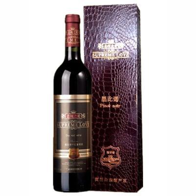 【总统之爱】黑比诺干红葡萄酒 750ml
