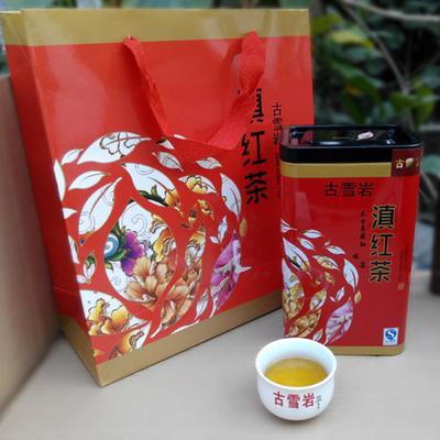 【古雪岩】滇红 云南特级红茶200g