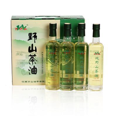 【永丰特产】 万功山山茶油 月子油 绿色无污染 东方橄榄油 2000ML